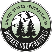 United States Federation of Worker-Owned Cooperatives Logo